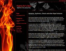 Tablet Preview of nightlife.mageblade.org